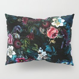 NIGHT GARDEN XI Pillow Sham