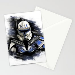 Captain REX Stationery Cards