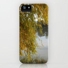 Ode aux Saisons I iPhone Case