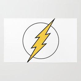 The Flash Logo 2 Rug