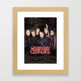 Cadillacs Framed Art Print