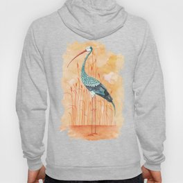 An Exotic Stork Hoody