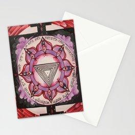 Kali Yantra Stationery Cards