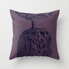 One Tree Planet Throw Pillow