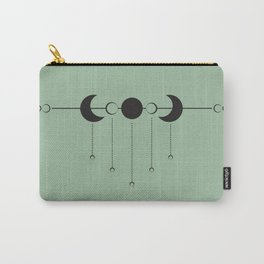Moon Droplets Carry-All Pouch