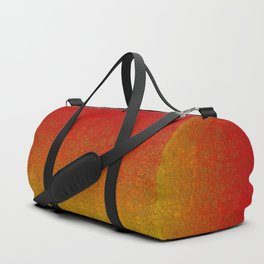 Flame Glitter Gradient Duffle Bag