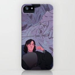 Lesser Evil iPhone Case