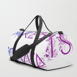music makes it's own dance Duffle Bag