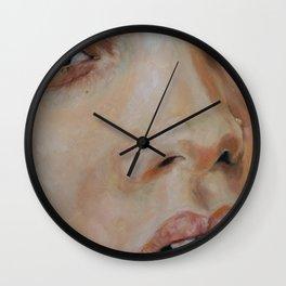 abbey-lee kershaw  Wall Clock