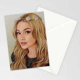 Olivia Holt Stationery Cards