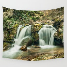 waterfalls  Wall Tapestry