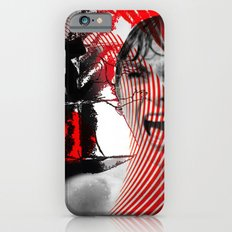 MURDER BATH iPhone 6s Slim Case
