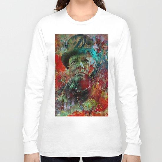 Churchill Long Sleeve T-shirt