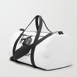 MH-6 Little Bird Helicopter Duffle Bag
