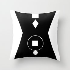 balken Throw Pillow