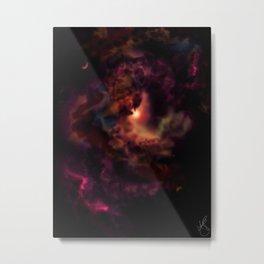 Heavens Lantern Metal Print