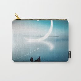 Close to the moon Carry-All Pouch