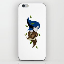 Modecate and Rigbelle iPhone Skin