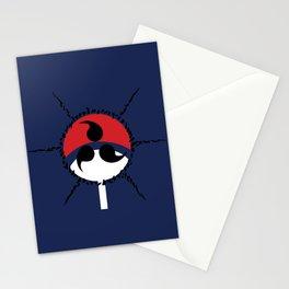 Anti Uchiha Stationery Cards
