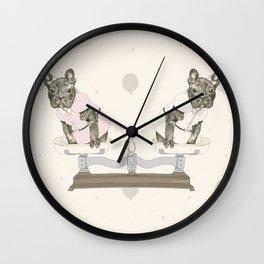 Las Lolas Wall Clock