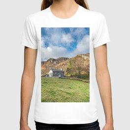 Crafnant Lake Cottage T-shirt