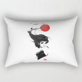 That One Geisha Rectangular Pillow