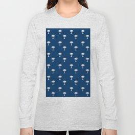 Palmetto 4-palms,drupe,sabal,swamp,cabbage,abanico,drupa,palmera Long Sleeve T-shirt