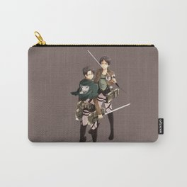 Levi with Eren Carry-All Pouch