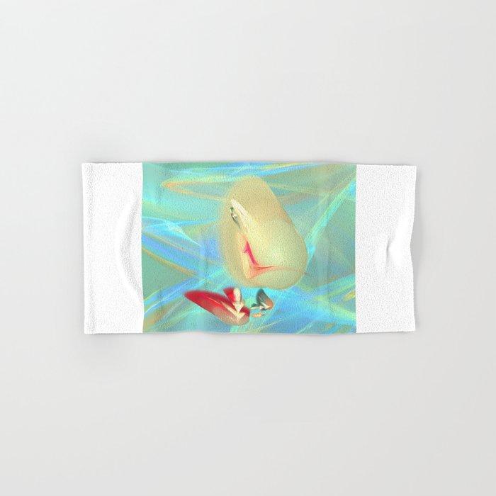 Leben - explore the life  (A7 B0202) Hand & Bath Towel