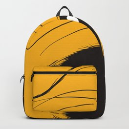 The Wolf of Wall Street | Fan Poster Design Backpack