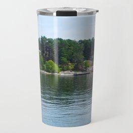 Island in the Archipelago Travel Mug