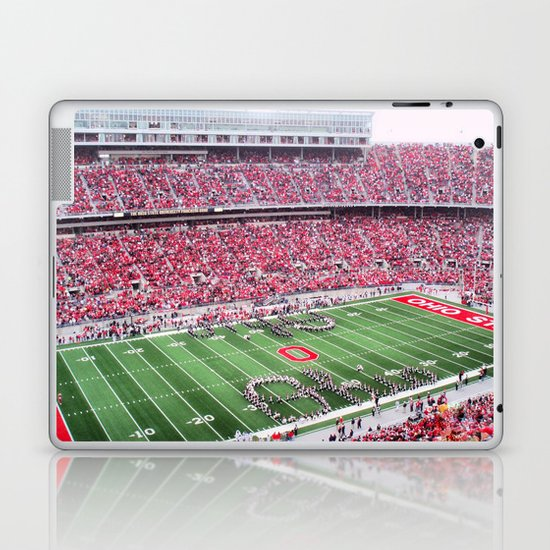 GO BUCKS!  Laptop & iPad Skin