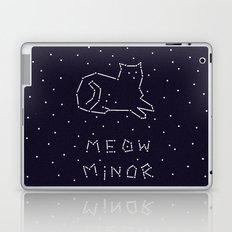 Cat Constellation (Meow Minor)  Laptop & iPad Skin