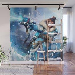 Mei Wall Mural