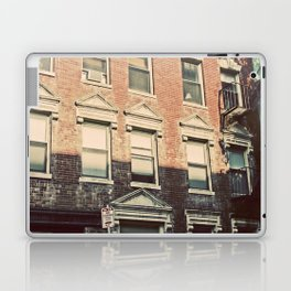 The other side of Beacon Hill Laptop & iPad Skin