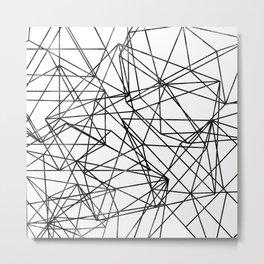 line /Agat/ Metal Print