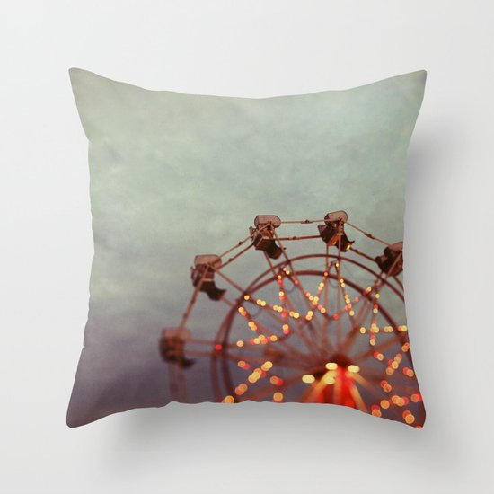 Starlight, Starbright  Throw Pillow