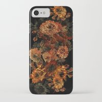 flower pattern iPhone & iPod Cases featuring Flower Pattern by Eduardo Doreni