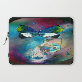 Colliding Realms Laptop Sleeve