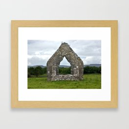 Great Fixer Up'er With a View Framed Art Print