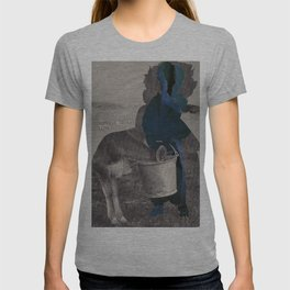 What does the world look like without anxiety and fear? T-shirt