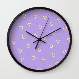 Sailor Moon · Usagi Bed Cover Version 2 Wall Clock