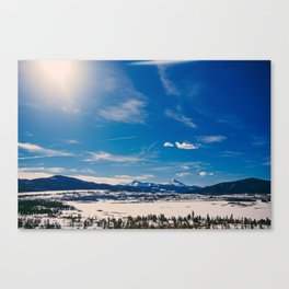 Denver, CO. Canvas Print