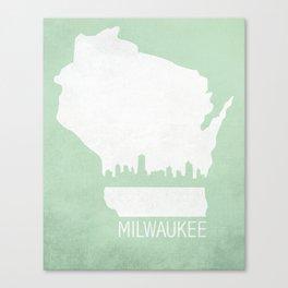 Milwaukee, Wisconsin Canvas Print
