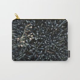 Bloom Where You're Planted Carry-All Pouch