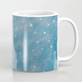 Owl & the stars Coffee Mug