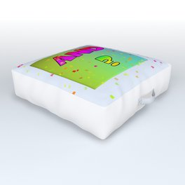 Question And ? Outdoor Floor Cushion