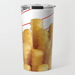 Feed Me Fries Travel Mug