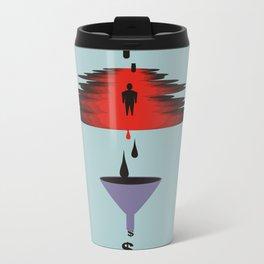 petrol Metal Travel Mug
