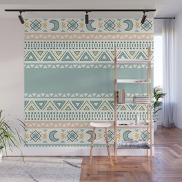 Colorful Geometric Boho Style 1 Wall Mural